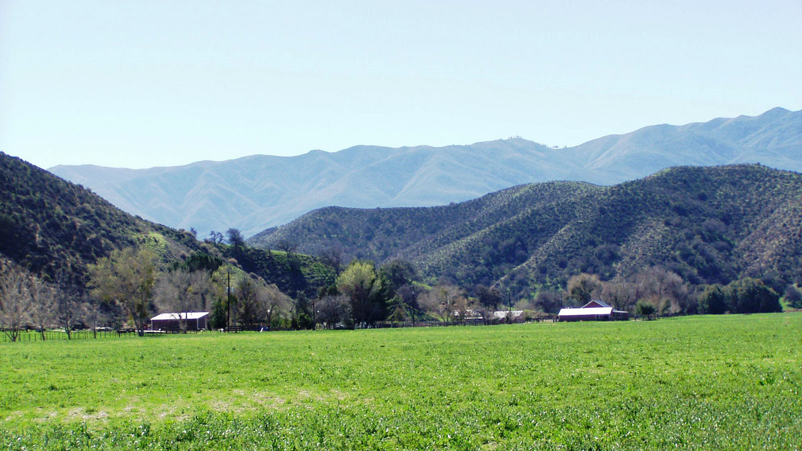 Snow Ranch – Cuyama Valley, California